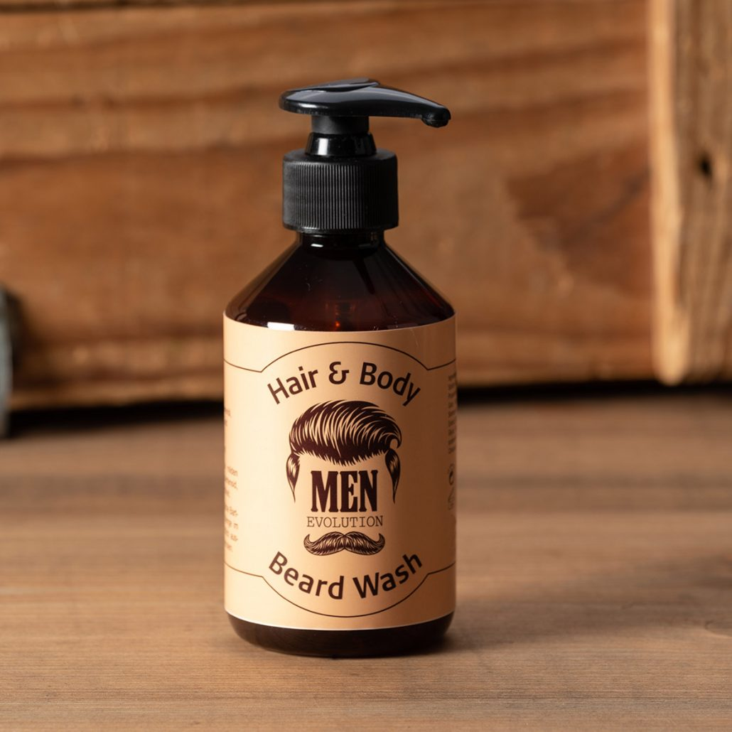 Men Evolution Beard wash