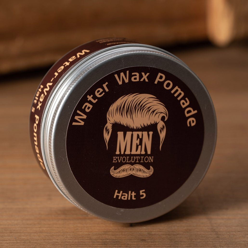 Men Evolution Water wax Pomade